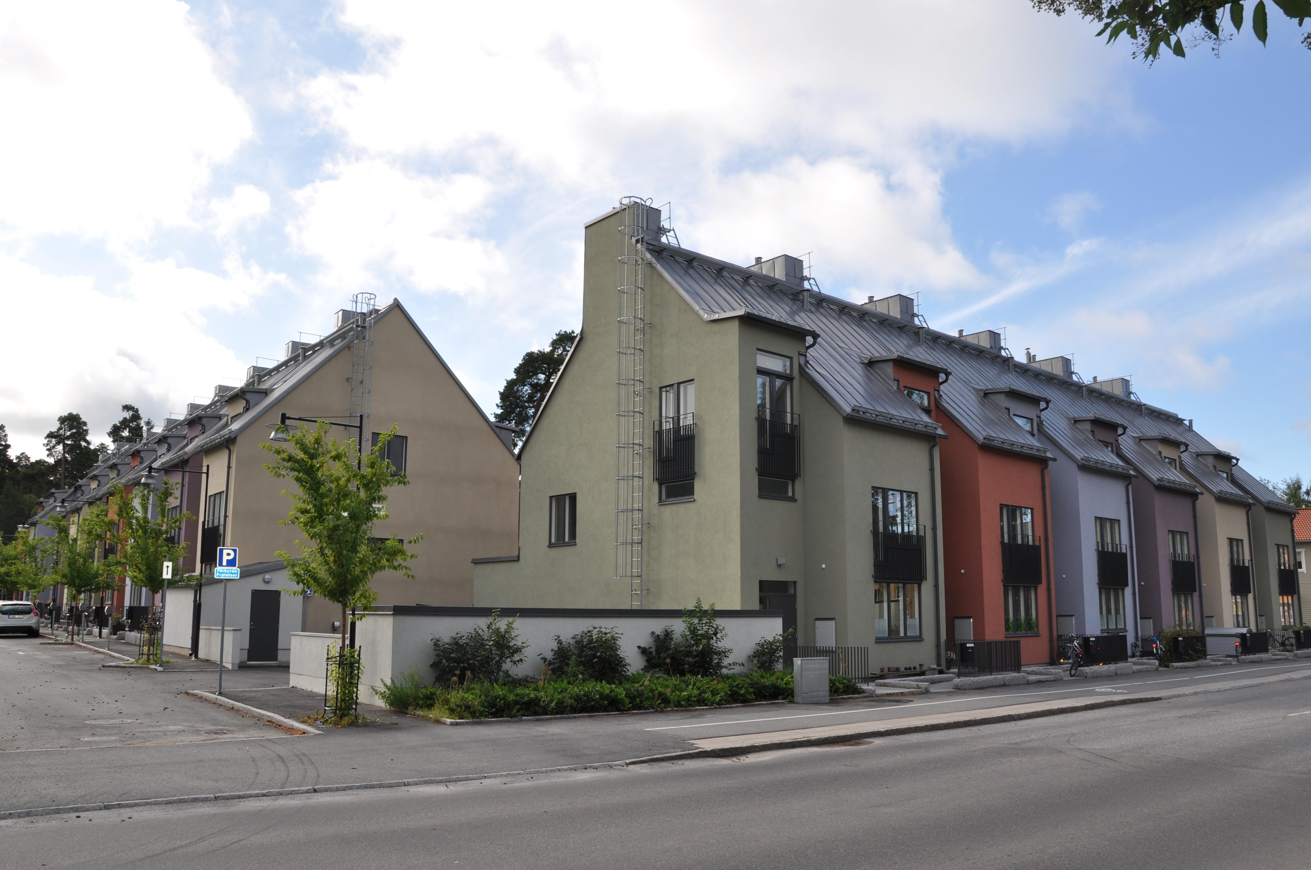 Vinnare av Stockholmsbyggnad 2012 och Stockhoms Handelskammares Miljöpris 2012